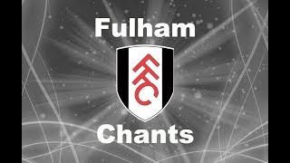 Fulham's Best Football Chants Video   HD W/ Lyrics