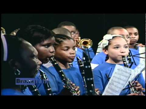 PS 76 And Education Through Music (ETM) On Bronx Talk Part 2