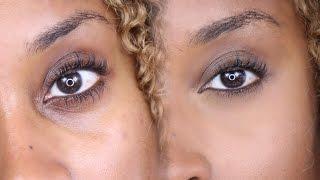 Cover Dark Circles/Deep Undereye Crease | Jackie Aina