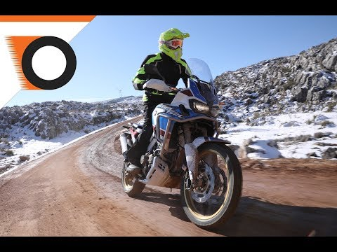Honda Africa Twin Adventure Sports | Buon compleanno Africa!
