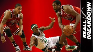 How The Celtics Gave Away Control Of The Series | Bulls vs Celtics | 2009 NBA Playoffs Game 4