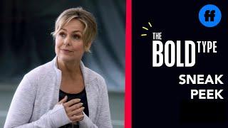The Bold Type   Season 4 episode 15   Sneak Peek 1 : Ian Opens Up To Jacqueline (VO)