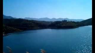 preview picture of video 'Khuga Dam: Beautiful view on a bright day'