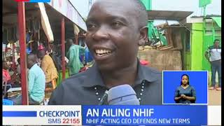 The tales of an ailing NHIF