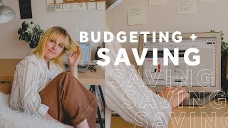 How I BUDGET AND SAVE As A Teenager 💰