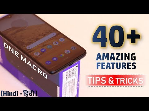 Motorola One Macro Tips & Tricks | 40+ Special Features - TechRJ