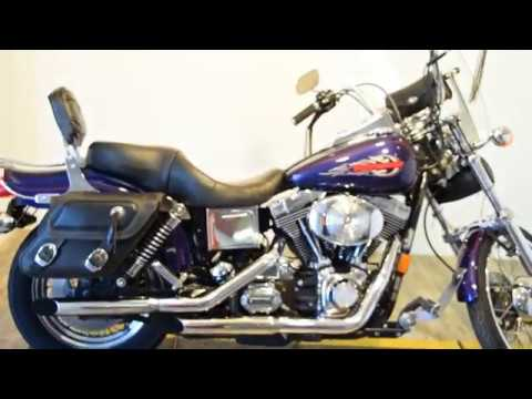 1999 Harley-Davidson Dyna Wide Glide in Wauconda, Illinois