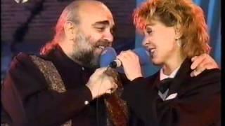 Anny Schilder en Demis Roussos - Mon Amour