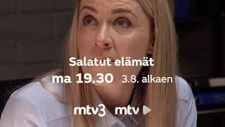 Salkkareiden kevätkausi päättyi onnettomuuteen… | Salatut elämät alkaa 3.8. klo 19.30 | MTV3