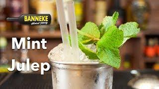 Mint Julep - Whiskey Cocktail Selber Mixen - Schüttelschule By Banneke
