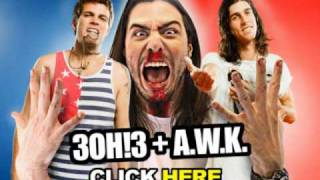 Andrew w.k ft 30h!3 - House party!