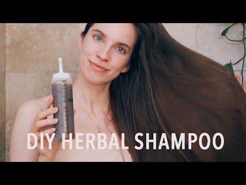 DIY NATURAL SHAMPOO RECIPE (Shikakai, Reetha, Amla, Fenugreek) | Healthy Haircare