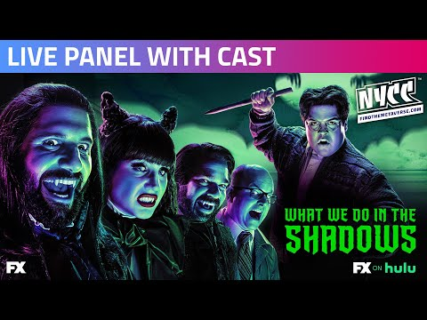 What We Do In The Shadows - Live Panel Discussion with Cast & Producers