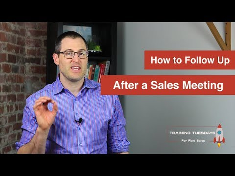mp4 Follow Up Email After Meeting, download Follow Up Email After Meeting video klip Follow Up Email After Meeting