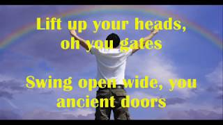 LIFT UP YOUR HEADS (With Lyrics) : Don Moen