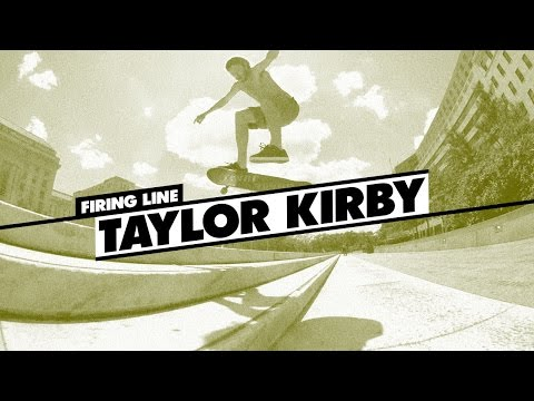 Firing Line: Taylor Kirby