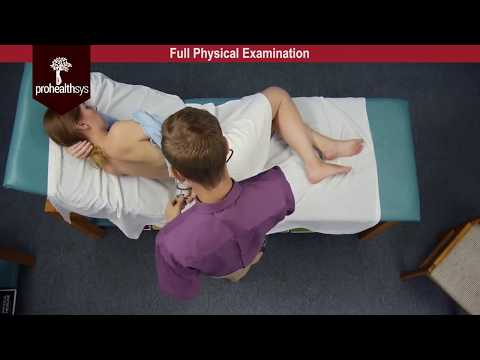 Physical Examination | Unintentional ASMR