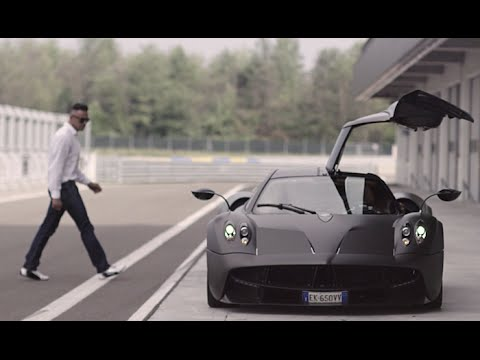 The Best Job In The World Is Surely Being A Test Driver For Pagani
