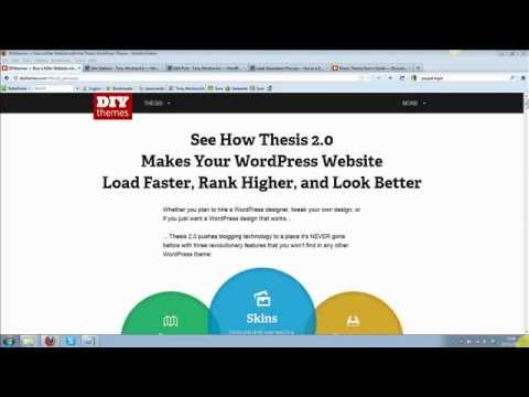 , title : 'Thesis 2.0  Review - An Internet Marketers Dream...