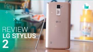 LG Stylus 2 Plus - Review en español