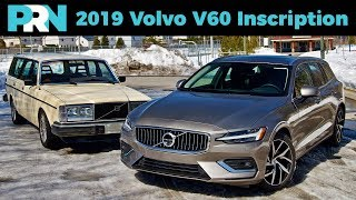 2019 Volvo V60 T6 Inscription AWD