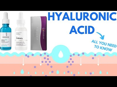 HYALURONIC ACID | Dermatologist explains the importance