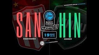 #LaLigaArgentinaBancoComafi | 19.05.2019 San Isidro vs. Hindú Club