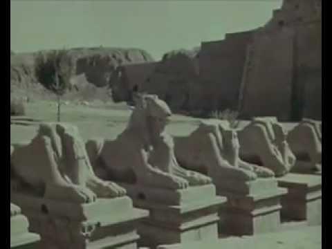 Д/ф. Памятники Древнего Египта ( СССР.1969 г).