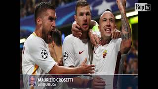 """Sorteggi Champions, Crosetti: """"Le italiane possono restare in corsa, ma non sottovalutare avversari"""""""