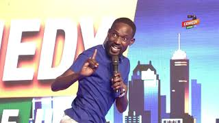 Alex Muhangi Comedy Store October 2019   Mc Mariachi (Skinny Babes)