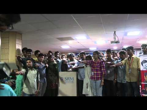 SRM Sivaji Ganesan Film Institute video cover3
