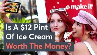 Is A $12 Pint Of Ice Cream Worth The Money?