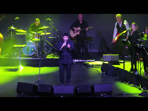 Marc Almond – My Hand Over My Heart – Ipswich, Oct 2017