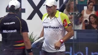 Padelmatch från Pro Padel tour Gijon 2012