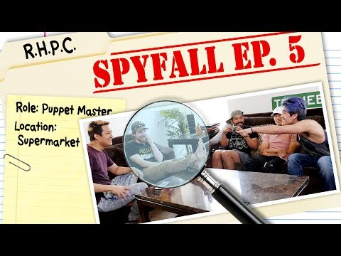 Playing Spyfall! (Ep.5)