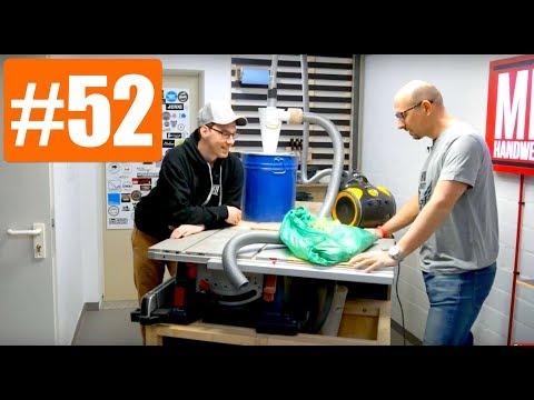 Vlog #52 Fehler #ABSAUGANLAGE ! Es geht weiter !!!
