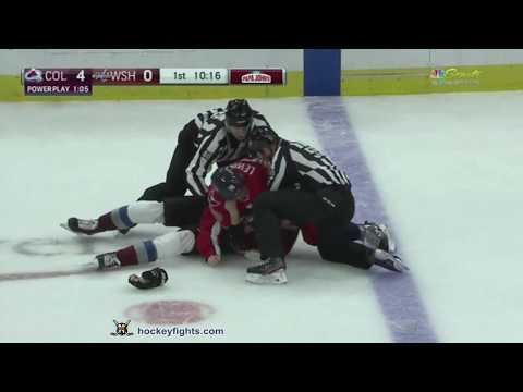 Tyler Lewington vs. Valeri Nichushkin