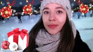 Christmas Market In Kiev! Lots Of Fun And Snow :)