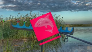 Рыбалка на волчьи ворота