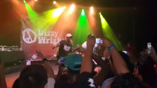 Dizzy Wright - Floyd Money Mayweather Live Phoenix, AZ 6-30-15