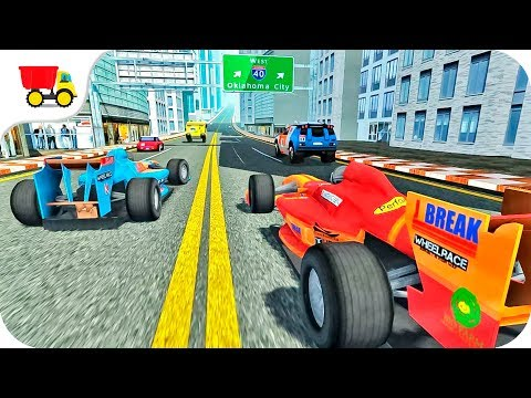 Car Racing Games - Top Speed Highway Car Racing - Gameplay Android Free Games