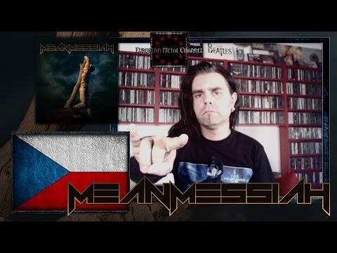 "Mean Messiah - MEAN MESSIAH -Hell- on ""European Metal Channel"""