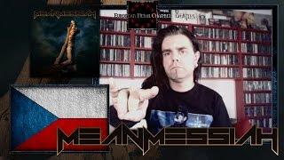 "Video MEAN MESSIAH -Hell- on ""European Metal Channel"""
