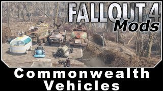 Fallout 4 Mods - CommonwealthVehicles