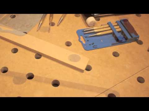 video 322 - Pointeau - pin punch - Splinttreiber