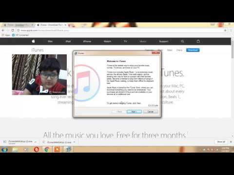How to download iTunes on Windows 7 , 8 , 10 for free