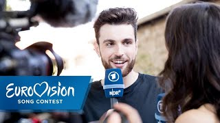 Duncan Laurence Aus Den Niederlanden | Speeddate | Eurovision Song Contest