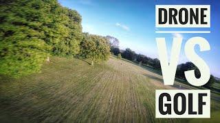 FPV Drone Vs Golf