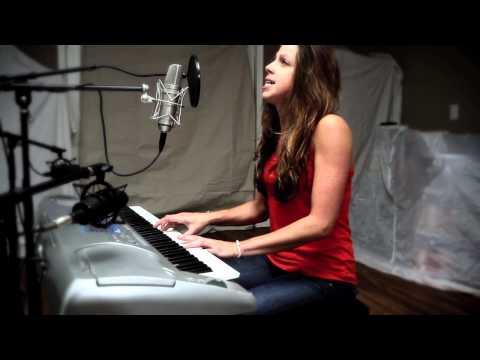 """Lauren Adelle """"Love Walks Away"""" LIVE video"""