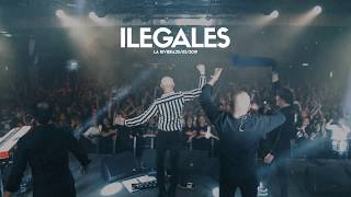 ILEGALES - Rebelión Tour | La Riviera
